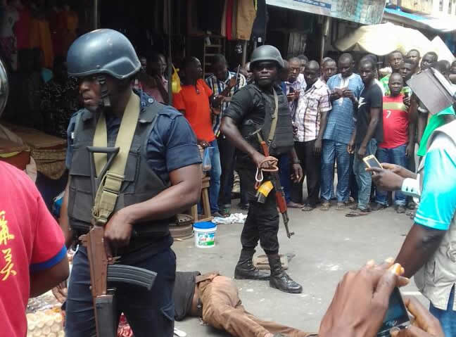 Togo: Braquage aux environs d'ECOBANK Assiganmé à Lomé