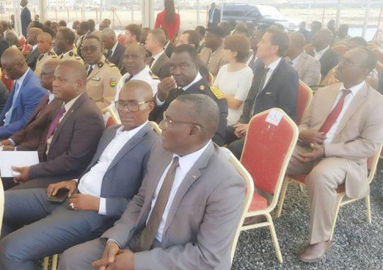Togo : La salle de cinéma CANAL OLYMPIA est enfin ouverte