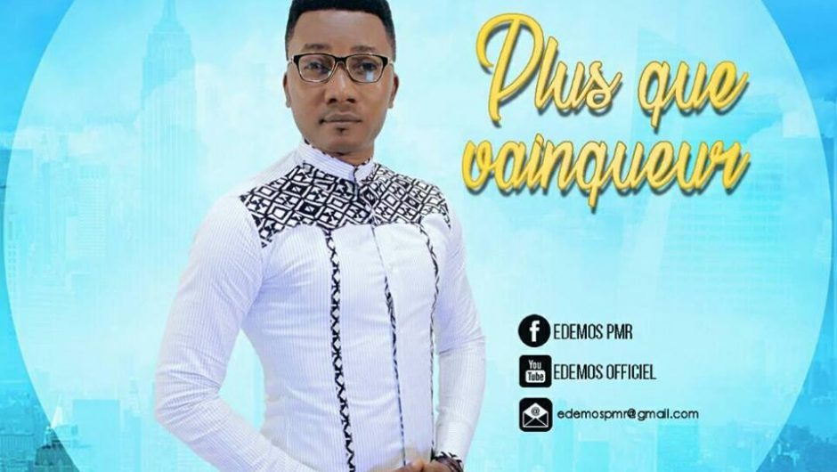 Musique Gospel au Togo: Edemos lance « Plus que vainqueur »