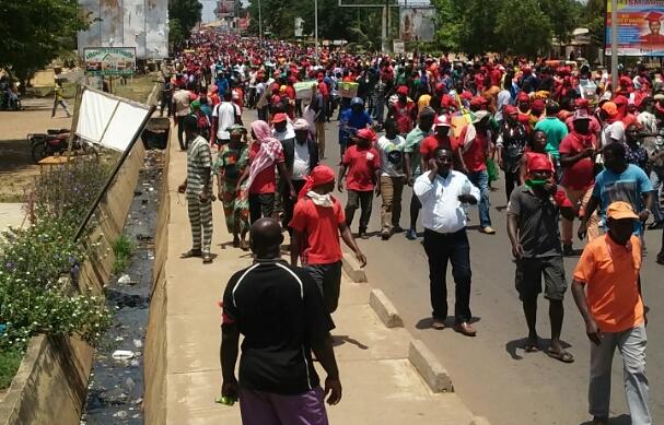 Togo : Que retenir des manifestations dites « de colère » ?