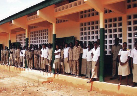Togo : Un nouveau bâtiment scolaire pour l'EPP de Djakpata-copé