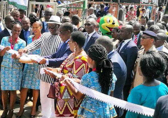 Togo : Le CETEF ouvre ses portes pour la 14ème foire internationale de Lomé