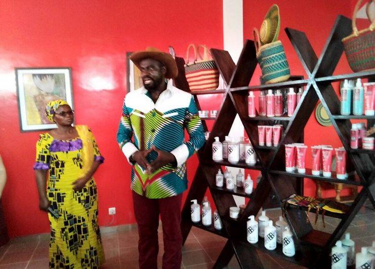 L'entreprise sociale Alaffia inaugure son siège à Lomé