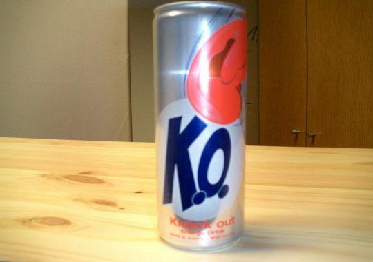 Les boissons KO  Energy Drink périmées circulent !