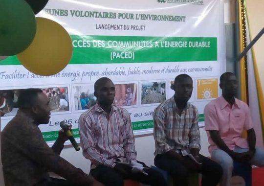 L'ONG JVE veut fournir une énergie propre aux populations togolaises