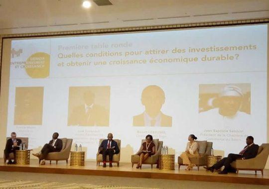 Conférence internationale au Togo sur l'entrepreneuriat et la croissance dans la zone UEMOA