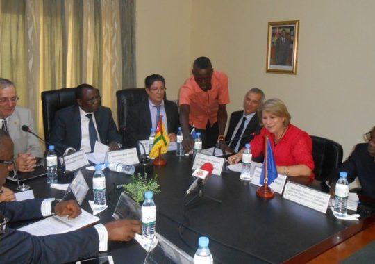Le Togo reçoit des appuis de financements de UE, France et de l'Allemagne