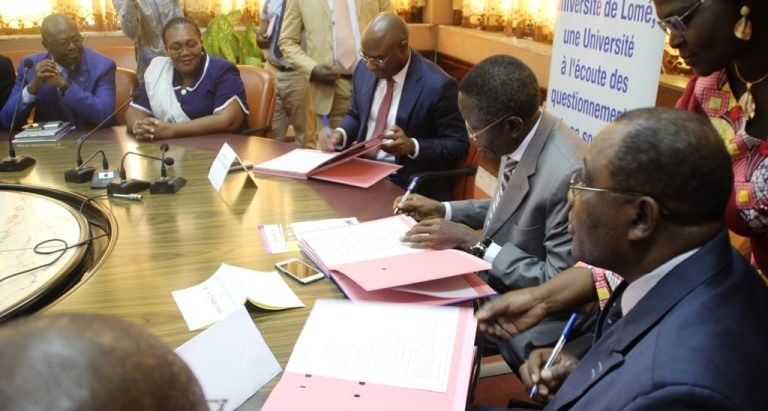 L'UL devient partenaire de la CEB et l'école polytechnique d'Abomey-Calavi (Bénin)