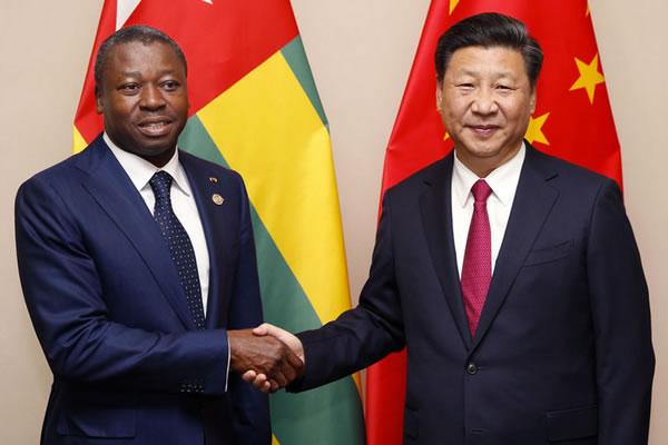 La Chine appuie la marine togolaise