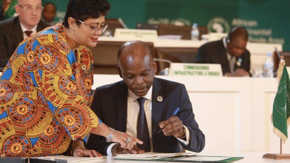 Le Togo est pour la création de la Zone de Libre-Echange africaine (ZLEC)