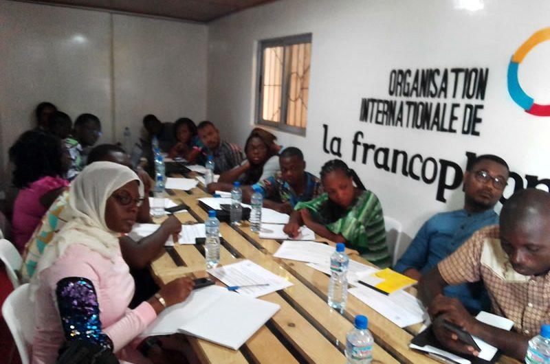 Togo : L'OIF forme ses incubés sur l'économie sociale et solidaire