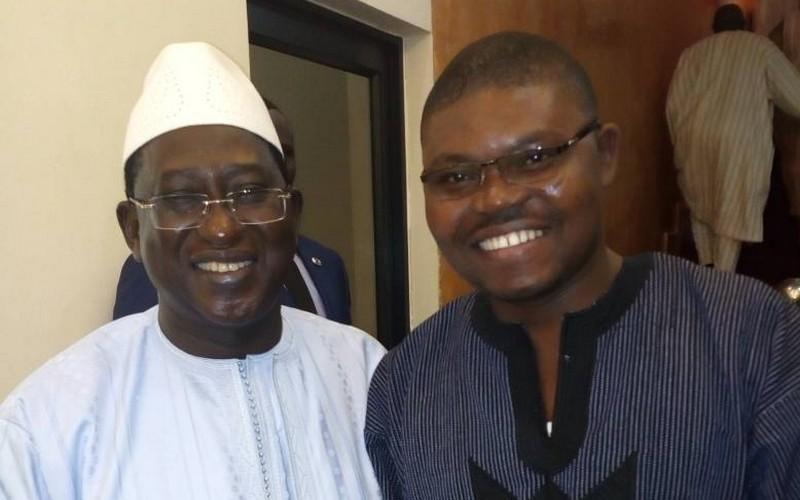 Le FDR de Dodji Apevon présent à l'investiture de Soumaila Cissé