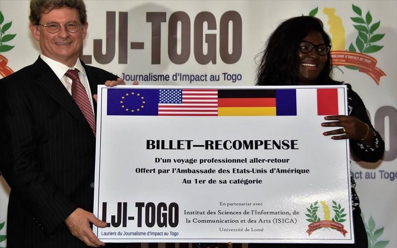 Fin du concours des Lauriers du Journalisme d'Impact au Togo
