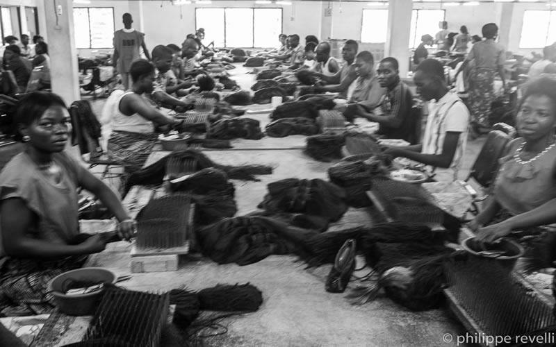 Zone Franche /Mèche Amina: Le MMLK monte au créneau et dénonce une exploitation humaine