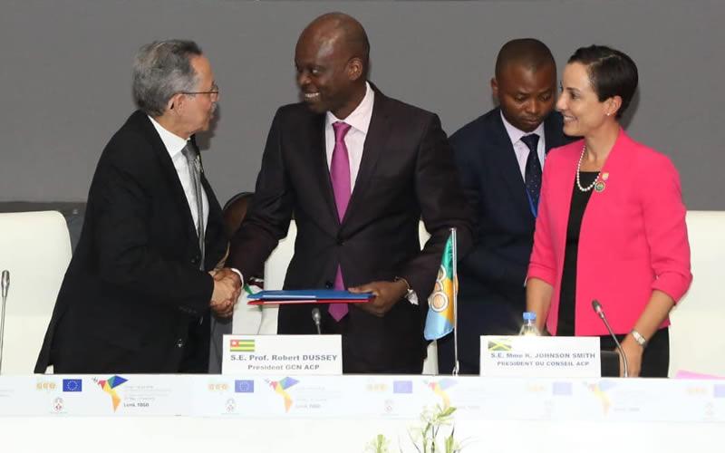 Session ACP : Robert Dussey pour conduire les négociations Post-Cotonou