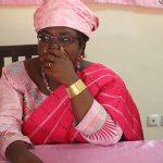 Adjamagbo Johnson à la rencontre des populations de l'intérieur