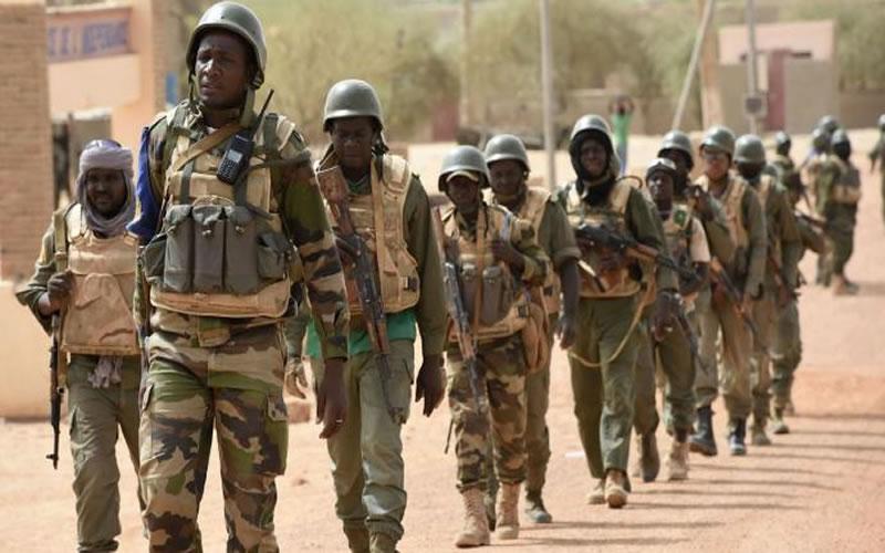 Maintien de paix / Un nouveau contingent togolais en direction vers le Mali