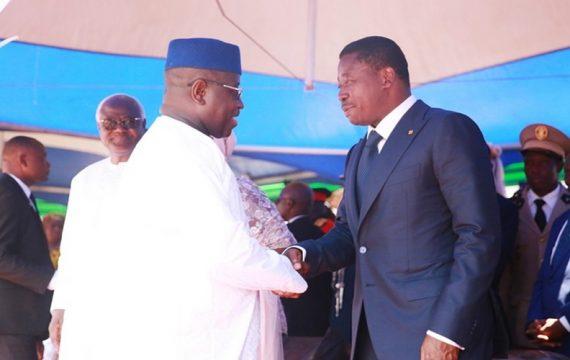 Sierra Leone: Faure Gnassingbé était  à l'investiture du nouveau président