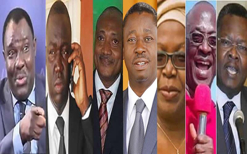 Togo : surabondance des partis politiques, le coup de gueule du pasteur Edoh Komi