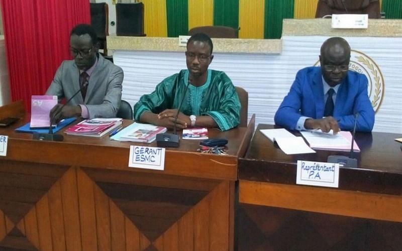 Togo : L'ESMC  rassure les députés concernant sa légalité