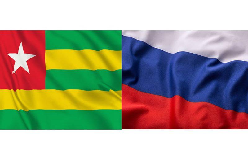 Le Togo plus proche de la Russie que jamais