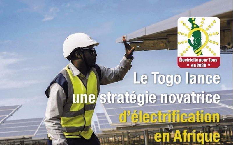 Togo : Le gouvernement veut électrifier tout le pays d'ici 2030