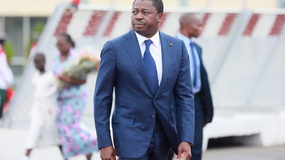 Faure Gnassingbé lance officiellement l'extension des transferts monétaires ce mardi à Timbou.