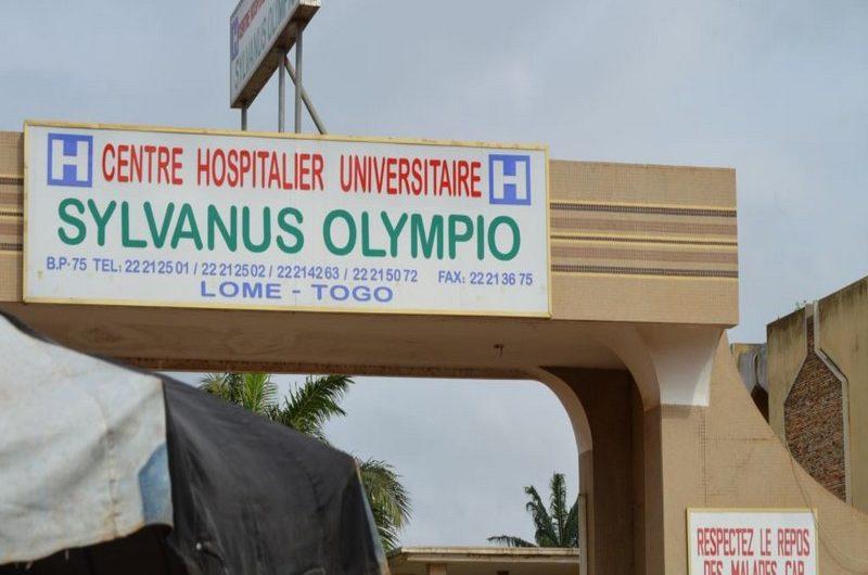 Attention travaux/ La morgue du CHU Sylvanus Olympio est fermée