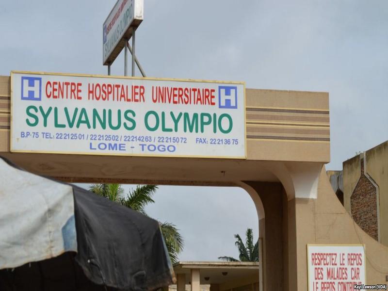 """Résultat de recherche d'images pour """"morgue CHU Sylvanus Olympio"""""""