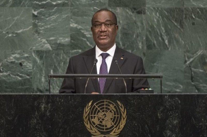 Togo ODD / La présentation du premier ministre Klassou