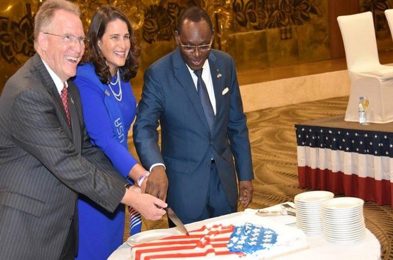Les Etats-Unis sont pour la résolution de la crise togolaise