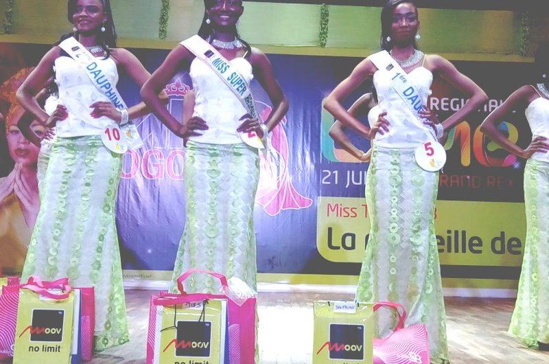 Les préparatifs de l'élection Miss Togo 2018 vont bon train