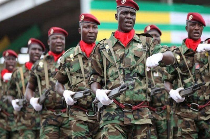 Togo : Désertion au sein de l'armée, ce qu'on en sait