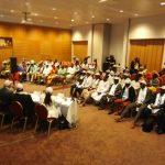 La diaspora togolaise menace des membres d'UNIR, la réaction de Gerry Taama
