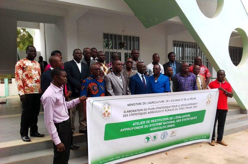 Togo: Le système national des statistiques agricoles en restitution