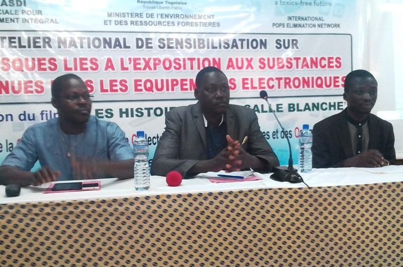Togo: Faites attention aux déchets électroniques!