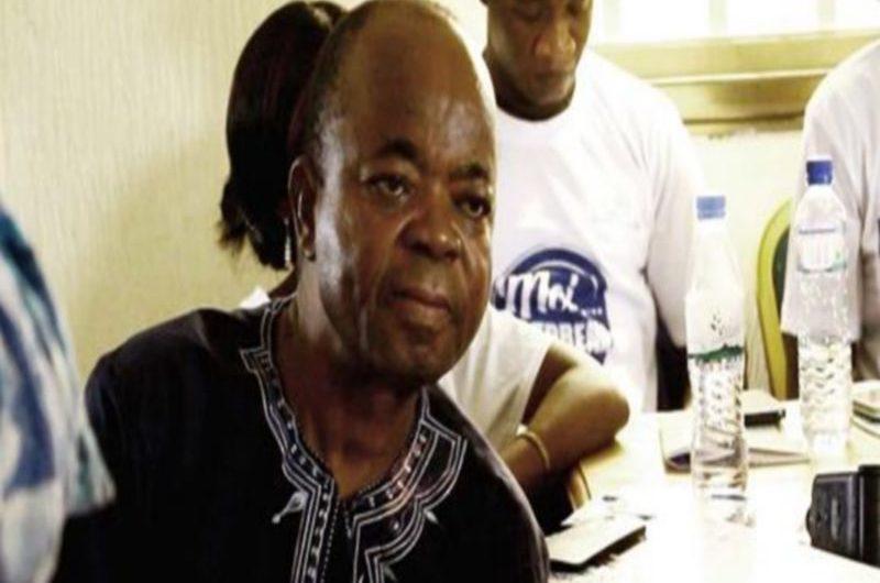 Agboti Yao fête 40 ans de carrière