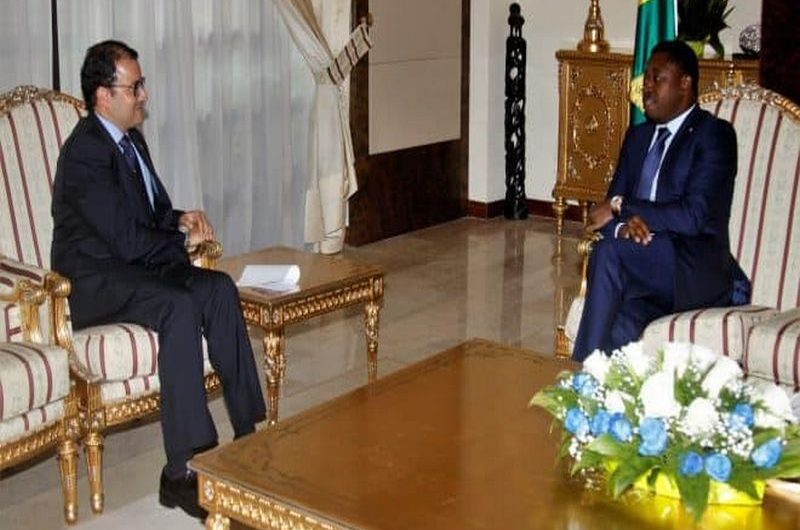 Togo-Egypte: Mohamed Karim Sherif s'en va mais pas avec la coopération