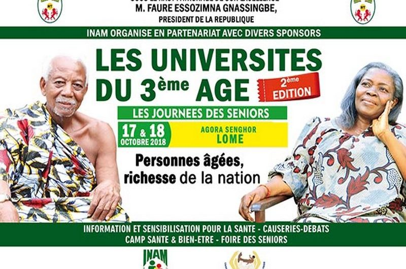 Universités du troisième âge, le Togo se souvient des personnes âgées