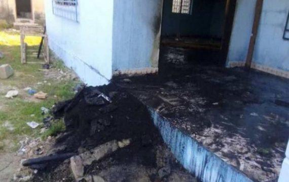 Togo: Le siège du parti Unir Sokodé incendié