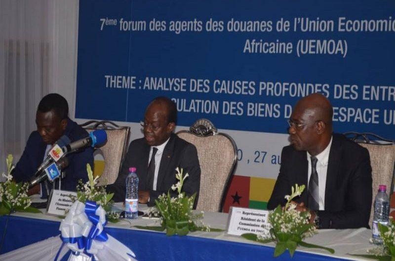 Le 7ème forum des agents des douanes de l'UEMOA s'est déroulé à Lomé