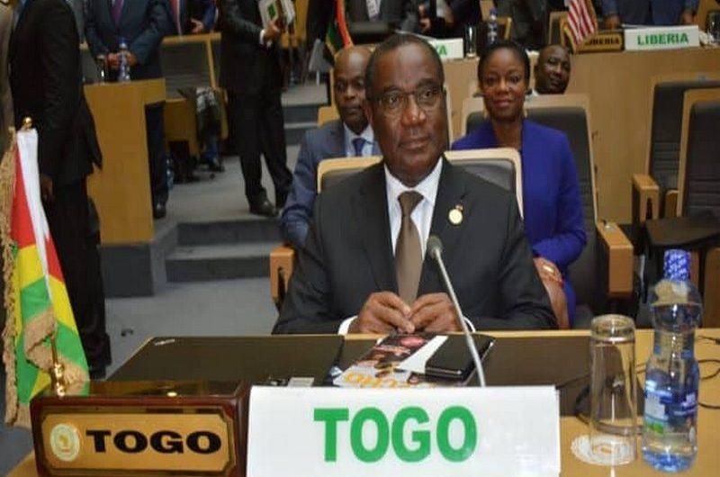 Le Togo, représenté à la 11ème session de l'UA