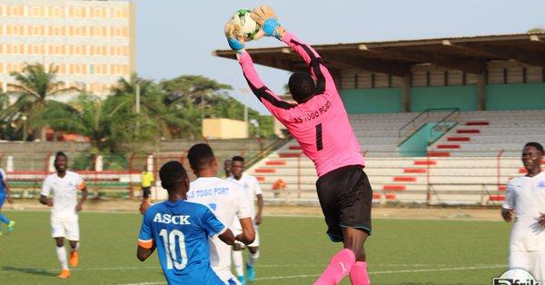 Football / D1 Togo  17è journée: l'ASCK conserve la tête du championnat malgré la défaite.