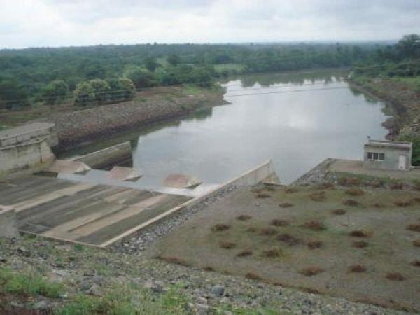 Togo: la centrale hydroélectrique de Nangbeto en voie de modernisation.
