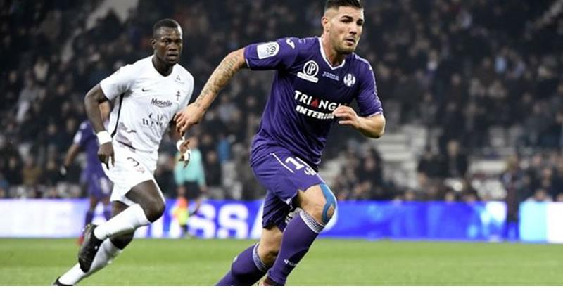 Matthieu Dossevi se réveille pour aider Toulouse