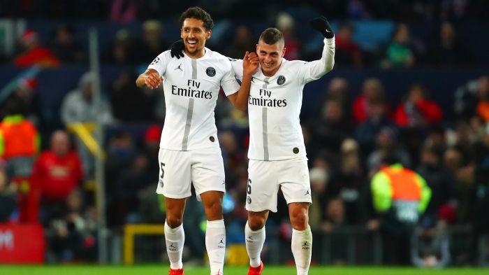 Ligue des champions: le PSG surclasse Manchester United(0-2) en match aller de huitième de final à Old Trafford.