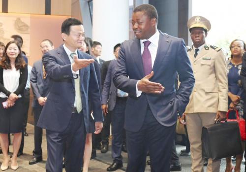 Une délégation togolaise bientôt  en Chine pour une formation avec le géant chinois du commerce en ligne Alibaba.