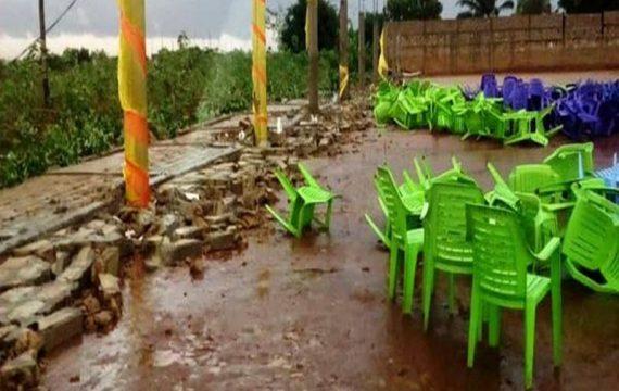 Drame dans le canton de Legbassito après la pluie diluvienne de mercredi.