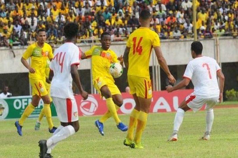Football: les écureuils du Bénin privent les éperviers de la CAN Égypte 2019.