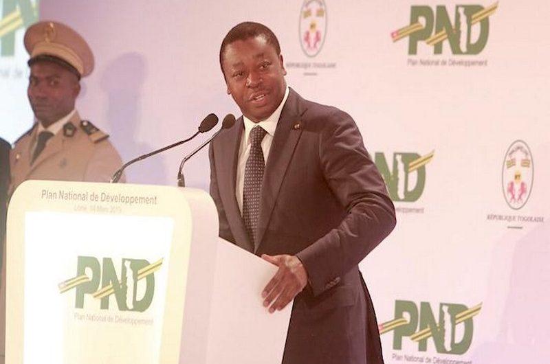 Faure Gnassingbé lève le rideau sur le Programme National de Développement PND Togo